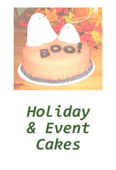 Holiday and Event Cakes